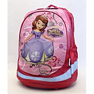 Школьный рюкзак – ранец Modan Princess Sophia фуксия