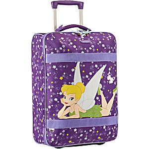 Чемодан детский 2-х колесный Disney Wonder Феи