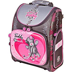 Школьный рюкзак – ранец HummingBird Teddy K92 с мешком для обуви