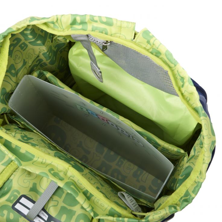 Рюкзак Ergobag BEAReferee с наполнением + светоотражатели в подарок, - фото 9